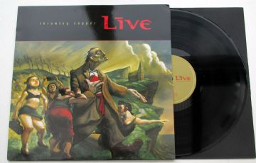 Throwing Copper - Live (2012)